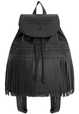 Femme Mango SHINE - Sac à dos - black noir: 45,99 € chez Zalando (au 28/02/16). Livraison et retours gratuits et service client gratuit au 0800 740 357.
