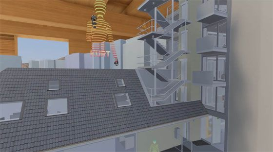 The Wild A New And Innovative Virtual Reality Software Has Introduced A New Revit Add On Feature Still I Software Design Computer Aided Design Design Process