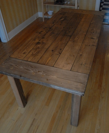 53 Best Farmhouse Table DIY Images On Pinterest