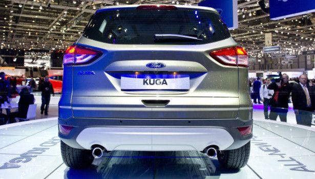 2015 Ford Kuga - http://www.fordautosas.it/auto/kuga