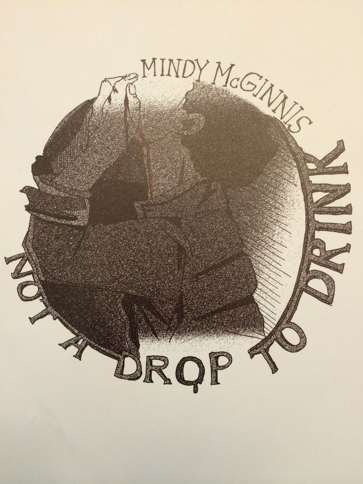 Some amazing fan art for #NotADropToDrink