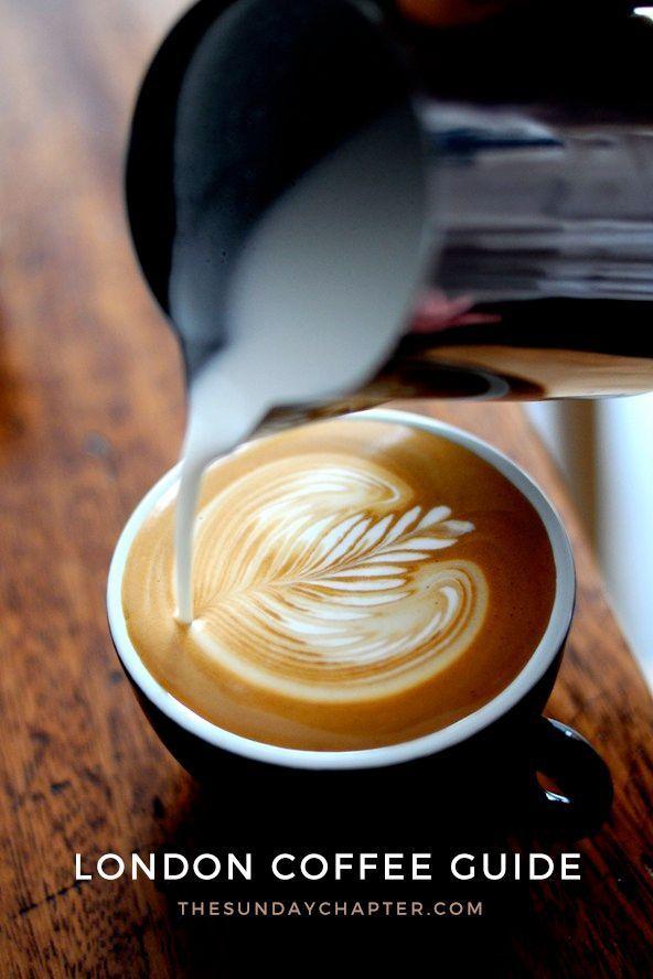 Best coffee in London.