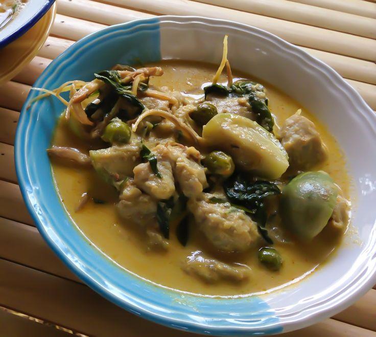 Culy ontdekt Thailand: stap-voor-stap recept voor traditionele Green Curry -