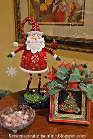 Kristen's Creations: Christmas Home Tour