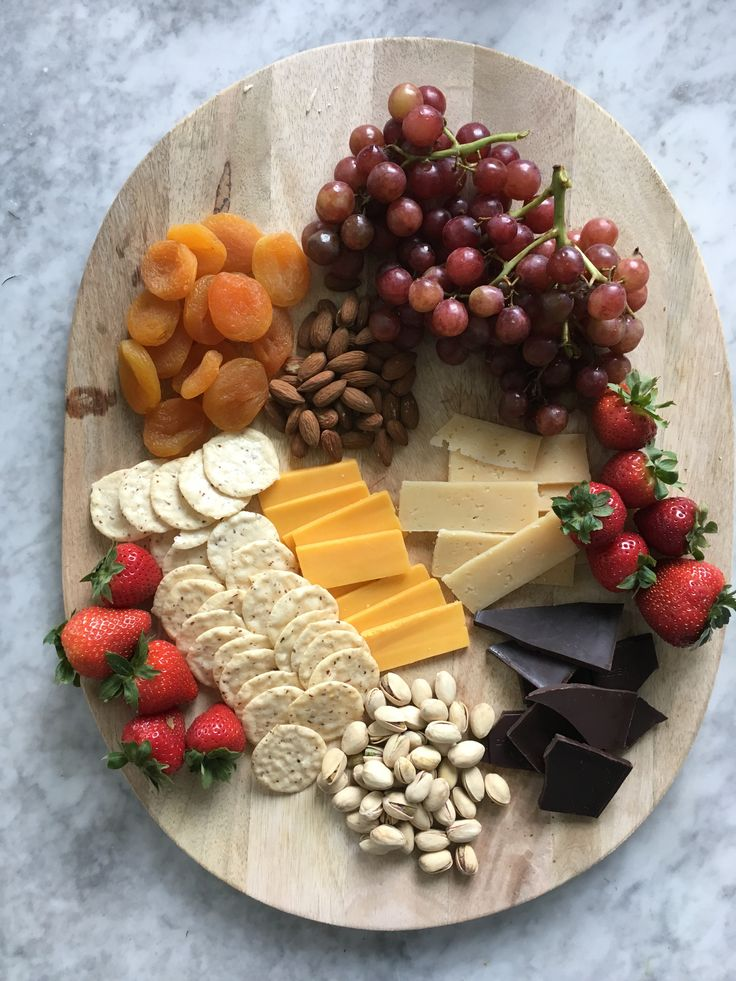 Protein-Packed Cheese Board  - Low Carb Thanksgiving Dinner - Cooking Light
