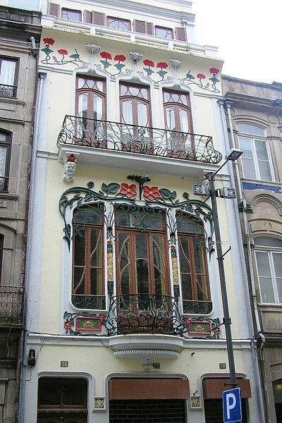 Art Nouveau  # Porto - Portugal                                                                                                                                                                                 Mais
