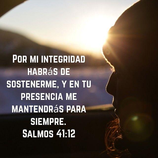 Salmo 41:12