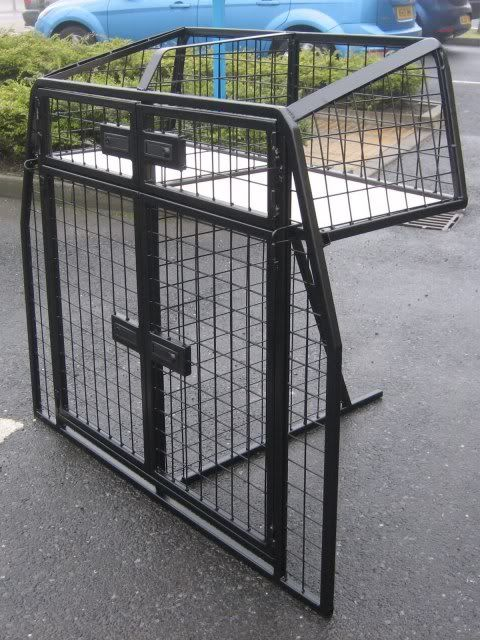 Custom Van Dog Cages - Google Search