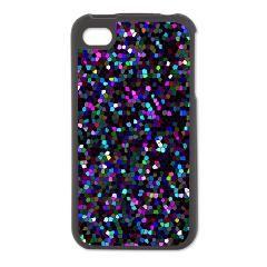 SOLD Cafepress iPhone 4/4S Switch Case Mosaic Glitter 1! http://www.cafepress.com/medusa81.795955348