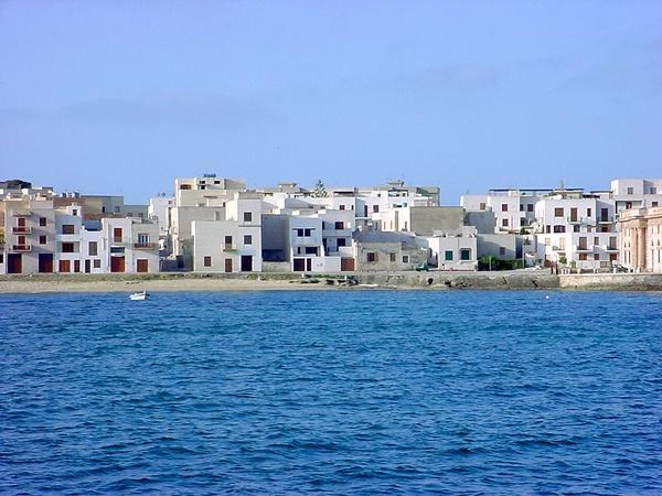 Favignana, Siciliy
