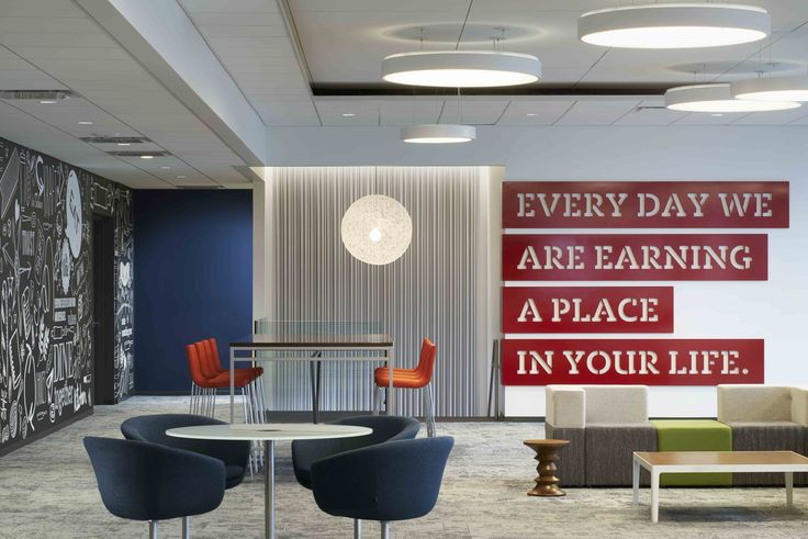 15 best w graphics branding images on pinterest office workspace workplace and chicago - Kraft foods chicago office ...