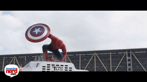 When Spidey makes his appearance in Captain America: Civil War...