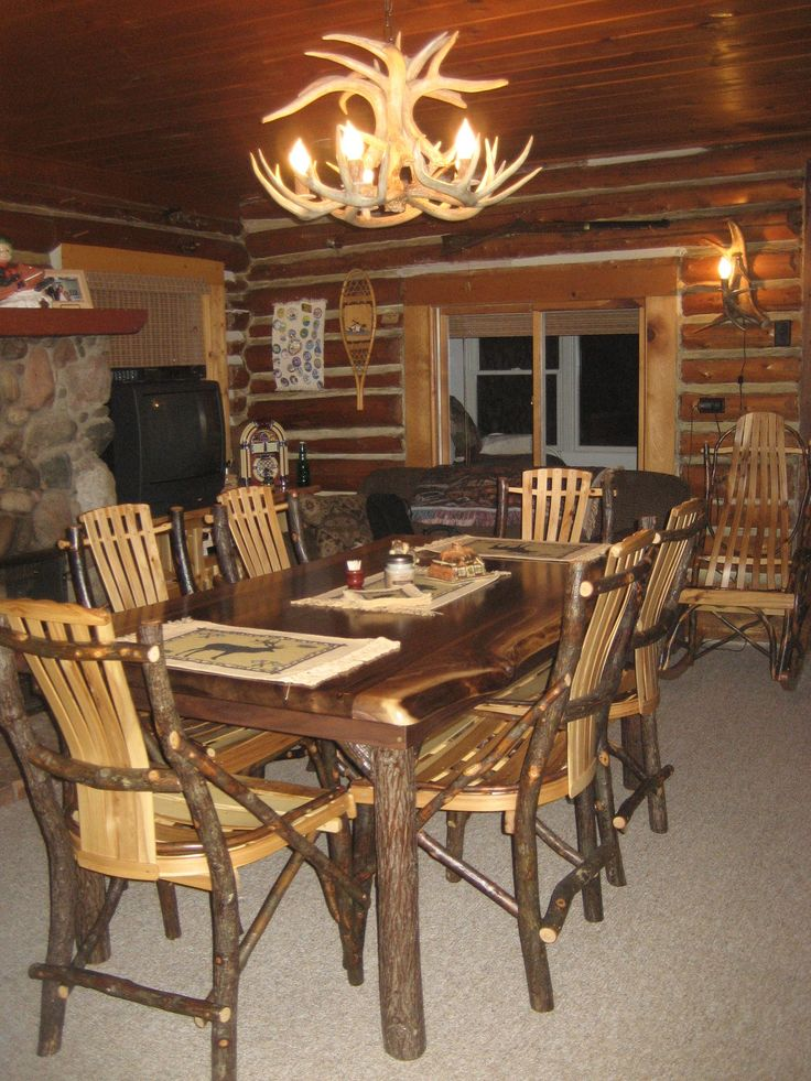 rustic distressed dining room tables