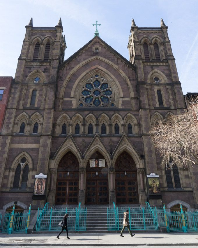 Nuestra Señora de Guadalupe is NYC's oldest Spanish-language parish