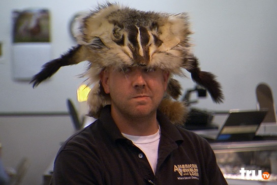 Seth badgers Bobby J into wearing a ridiculous hat...until he sells it - Hardcore Pawn