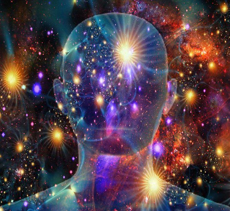 Siamo un tutt'uno con il cosmo!