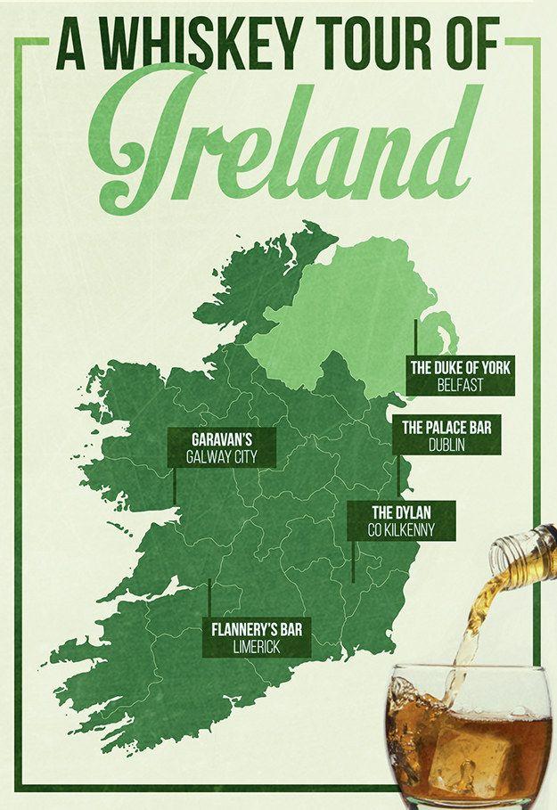 Here's BuzzFeed's Irish Whiskey Bucket List