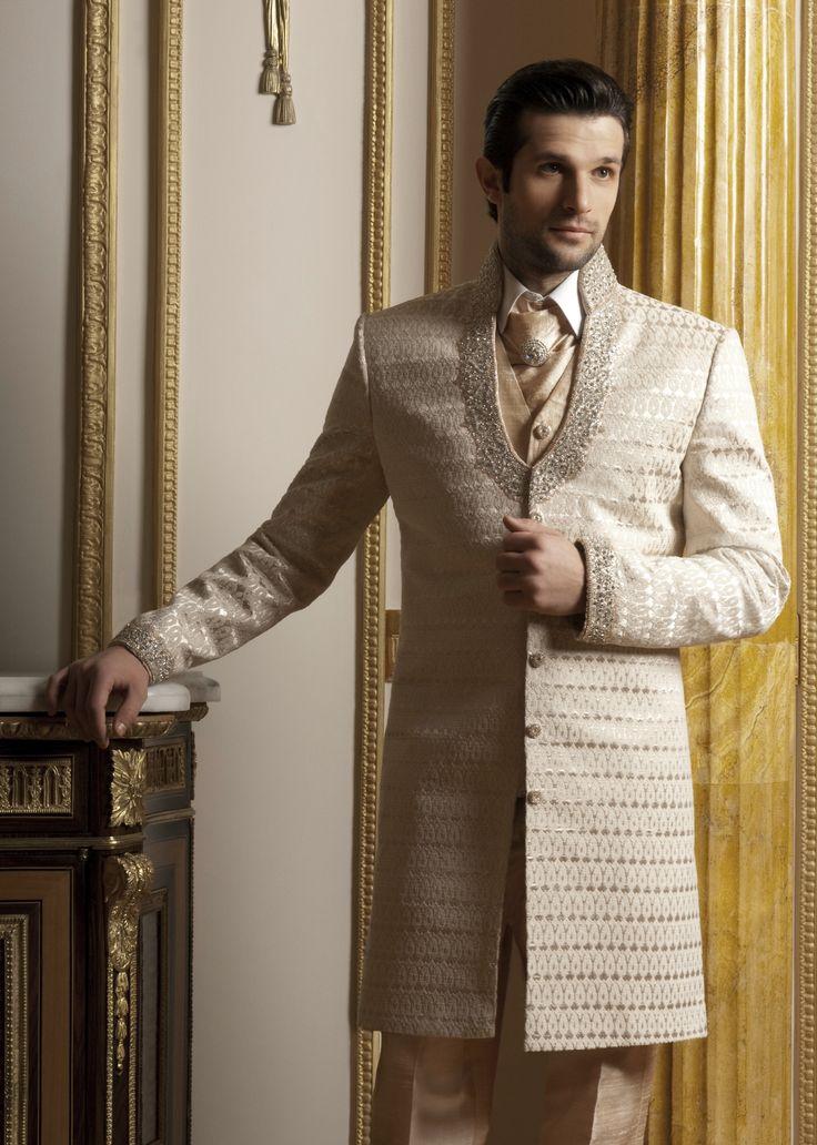 12 best Men\'s Wear Fusion Collection images on Pinterest | Bridal ...