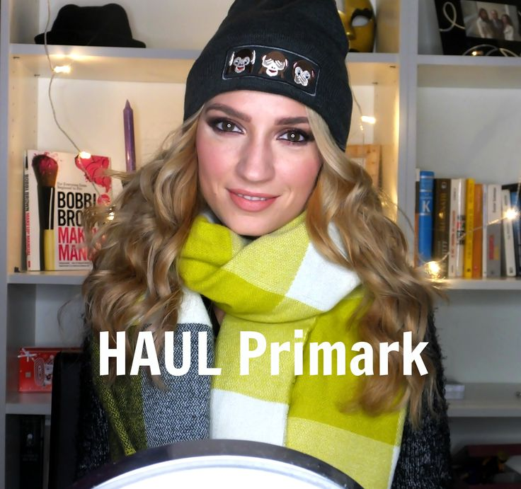 HAUL VIDEO Primark Diciembre