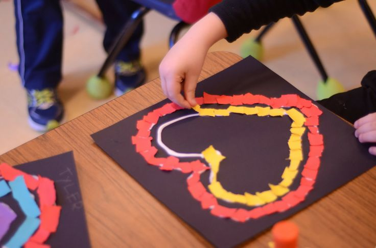 A Place Called Kindergarten: art projects