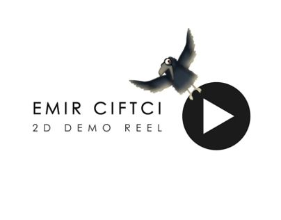 """Check out new work on my @Behance portfolio: """"2D Demo Reel"""" http://on.be.net/17L7c6l"""