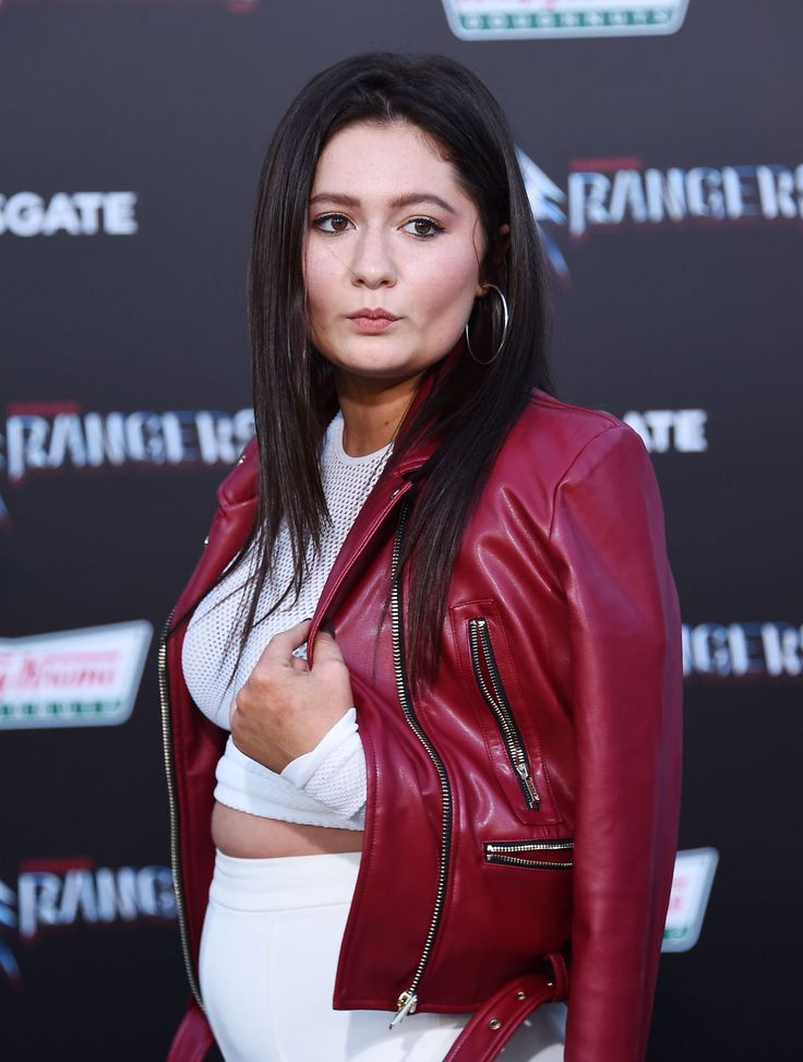 Emma Kenney  #EmmaKenney Power Rangers Premiere in Los Angeles 22/03/2017 Celebstills Emma Kenney