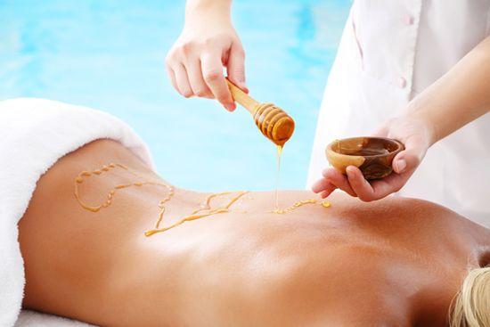 Αντικυτταριτιδική θεραπεία με μέλι για δέρμα βελούδινο και μεταξένιο -  Anti-cellulite treatment with honey for skin smooth and silky   www.enter2life.gr