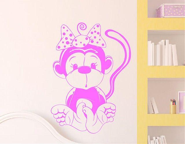 #Vinilosinfantiles para la #decoración de #paredes en #habitaciones de #bebés 04519