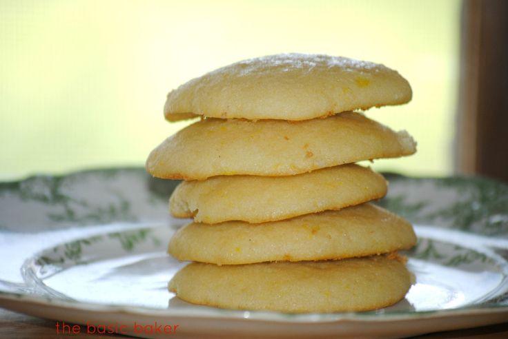 Amish (Soft) Drop Sugar Cookies...recipe looks a lot like Grandma O's soft sugar cookies...good memories there!