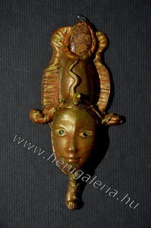 Ozirisz medál / Osiris pendant
