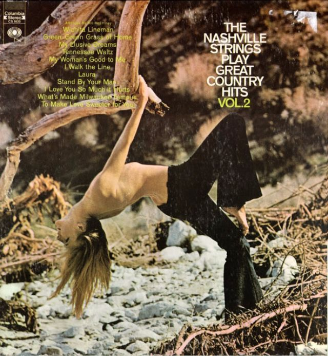 15 Bad Album Covers from the 1970s and 1980s