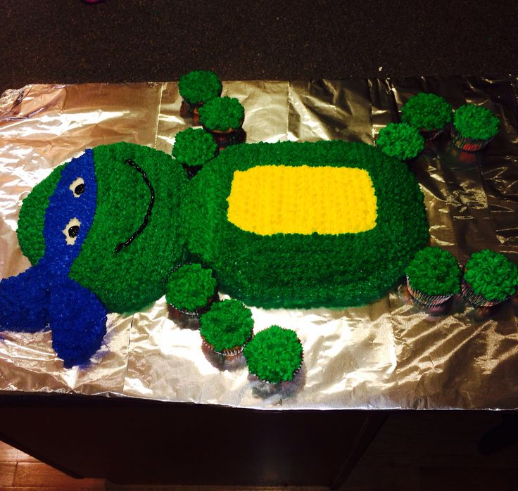 Teenage Mutant Ninja Turtle Head Cake Pan