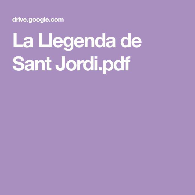La Llegenda de Sant Jordi.pdf