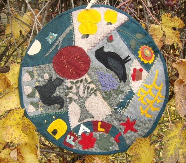 206 Best Images About Applique -Quilting And Felt, Various