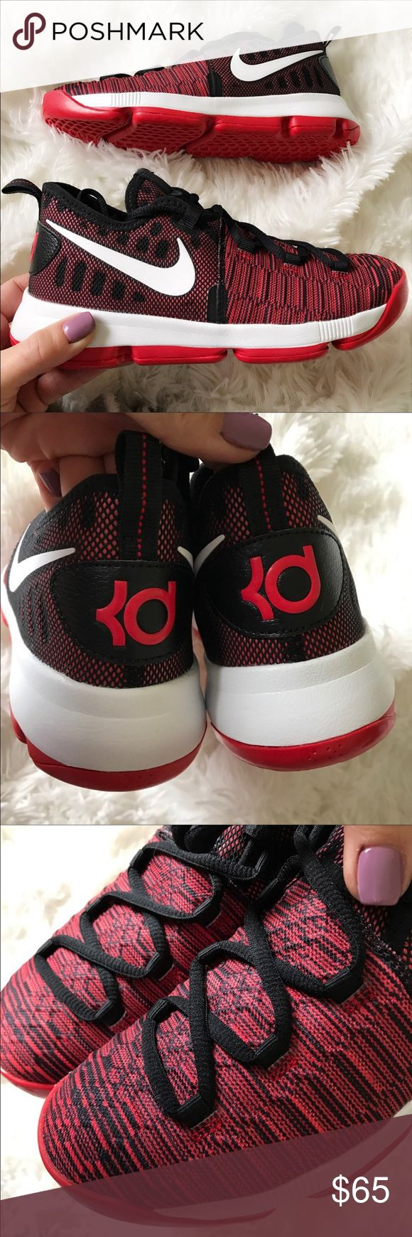 NWOB NIKE KD 8 SIZE 3 YOUTH /KIDS BRAND NEW NIKE KD 8 YOUTH 100% AUTHENTIC.   ONE OF EACH SIZE IS AVAILABLE.   SHIPS SAME OR NEXT DAY FROM MY SMOKE FREE HOME.   REASONABLE OFFERS WILL ONLY BE CONSIDERED THROUGH THE OFFER BUTTON. ANY OFFERS IN COMMENTS WILL BE IGNORED.   BUNDLE DISCOUNT SUBJECT TO MY APPROVAL. ✨   TRUSTED RELIABLE SELLER. ALL PRODUCT IS 100% AUTHENTIC & DIRECT FROM NIKE Nike Shoes Sneakers