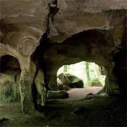 caves, Mullerthal