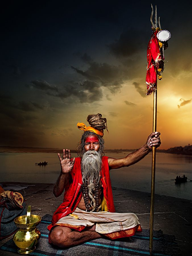 Varanasi  The sacred city of India situated in the Ganga valley and along the banks of Ganges. As the holy place of pilgrimage, it is regularly visited by Hindus, who come to have a dip in the holy water. The birth place of many great scholars, it plays host to many foreigners. #seatsofthegoddess: