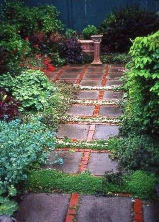 images about stone pathways on Pinterest