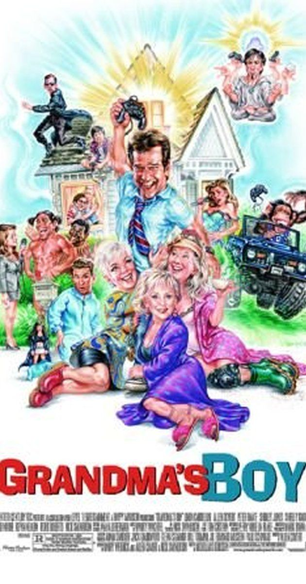 Directed by Nicholaus Goossen.  With Allen Covert, Linda Cardellini, Shirley Jones, Peter Dante. A 35 year old video game tester has to move in with his grandma and her two old lady roommates.