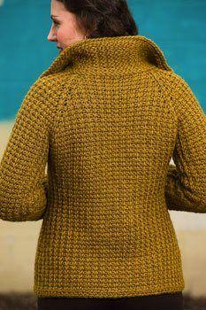 101 Easy Tunisian Crochet Stitches | Free Crochet Pattern L20319 Tunisian Crochet Entrelac Throw : Lion