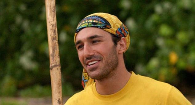 Ethan Zohn -- Survivor Africa