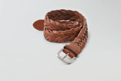 AEO Braided Leather Belt by  American Eagle Outfitters   The staple of every wardrobe. Shop the AEO Braided Leather Belt and check out more at AE.com.