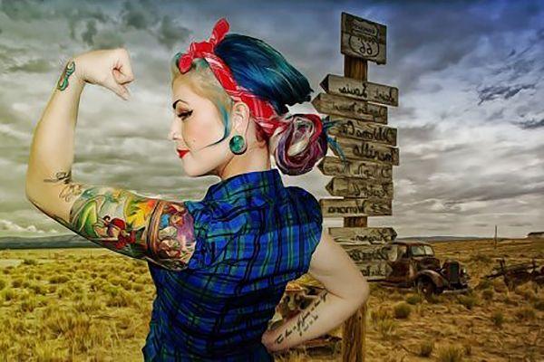 как выбрать место для татуировки