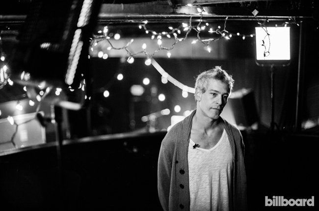Exclusive Photos: Matisyahu Behind the Scenes on the Festival of Light Tour
