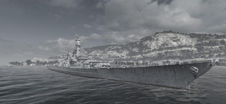 Montana battleship: guide and tutorial WOWS