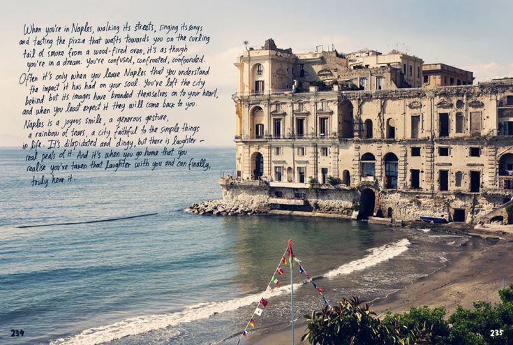 Win 1 of 3 signed copies of my latest book Naples A Way Of Love.. Share this post..