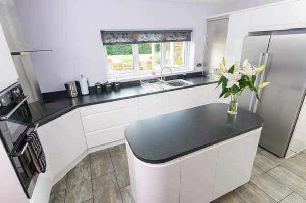 White Kitchen Grey Worktop 11 best images about kitchens chris on pinterest | internal doors