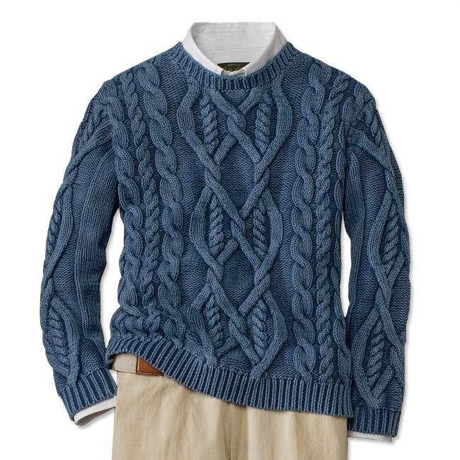 33 best Men's cable knit sweaters images on Pinterest | Cable knit ...