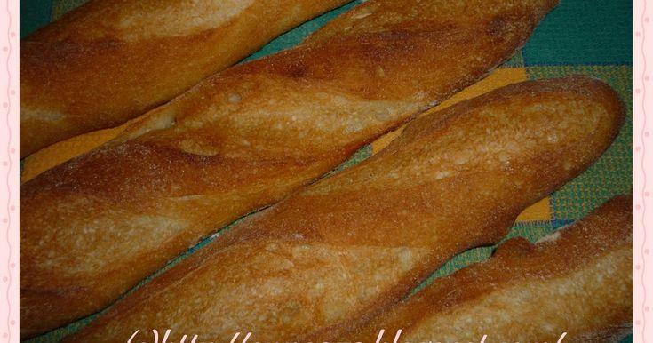 """Вчера  я вам обещала рецепт багета от Дэниэла Лидера из его книги """"Local Breads"""", сказано сделано вот он.  Этот багет оправдывает своё имя, ..."""