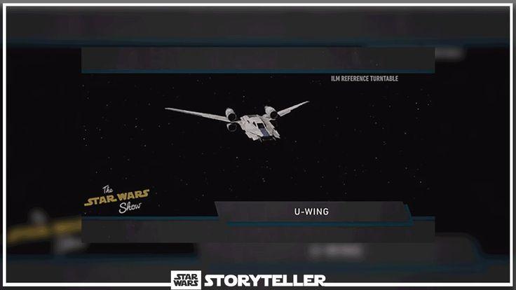 """Conheça """"U-WING"""" a nova nave que vai ser apresentada em Rogue One: Uma História Star Wars.   A nave foi apresentada no canal oficial, onde semanalmente é postado o """"The Star Wars Show"""". De acordo com Matt Martin, membro da Lucasfilm Story """"É uma nave de transporte de tropas e armas. Então ela existe para levar as tropas rebeldes para zonas de combate e sair de lá o mais rápido possível. As asas se movem dependendo da situação. Ela deixa as tropas e dá suporte aéreo"""".  O filme chega aos…"""